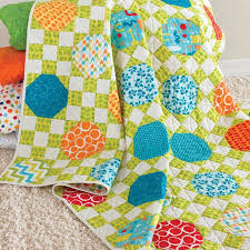 243 best Quilt Ideas and Inspiration images on Pinterest ... & Stoplights Quilt Pattern. Hop on over to accuquilt.com to download your Adamdwight.com