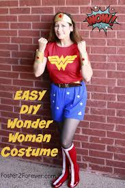 easy diy character costumes elegant how to make a wonder woman costume 88 other diy costumes
