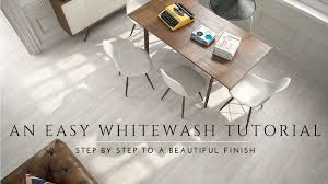 How To White Wash Flooring White Wash Wood Floors How To Whitewash And Seal Floor