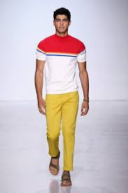Parke Ronen Spring Summer 2018 Runway Show Orange Juice and.