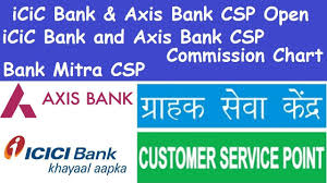 Icic Bank Csp Open L Axis Bank Csp Opening L Icic Bank And
