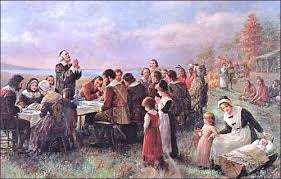 Image result for public domain thanksgiving dinner