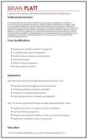 Writing A Cv Cv Sample For Workers Over 50 Myperfectcv