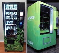 Marijuana Vending Machines Extraordinary POLL Canada's Weed Vending Machine Vs America's The Twist Gossip