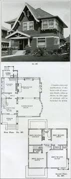 design no 397 from the bungalow book by henry wilson 1910 nthis mesmerizing house plans