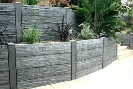 concrete block wall designs block retaining wall ideas concrete retaining wall delightful on wall concrete block concrete block wall designs retaining