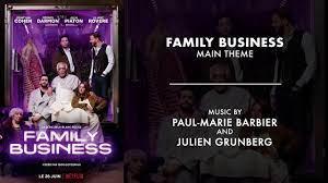 Netflix - Family Business Main Theme - YouTube