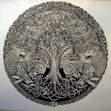 фотография Martakreativní Tatuajes Vikingos árbol Celta A
