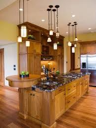 kitchen lighting ideas interior design. Lighting Ideas Over Kitchen Island With Black Gooseneck Faucet Square Undermount Sink Adhered By Stone Interior Design