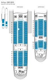 744 Aircraft Seating Plan British Airways The Best And