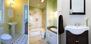 remodeling costs for a small bathroom