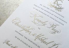 gray wedding invitations. monogram gold and gray wedding invitation lettra invitations