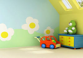 kids room paint ideasIdeas for Kids Rooms Yellow Color for Happy Kids Rooms Decor