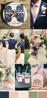 20 fabulous ideas for an elegant navy and pink wedding Wedding Colors Navy And Pink elegant navy blue and pink garden wedding color ideas wedding colors navy blue and pink