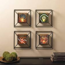 mesmerizing decorative wall sconce pottery barn glass candle holders wall lamps in pictures and brown wall and plate with plant and books and table