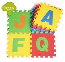 carpet letters. 26pcs/set eva mat letters puzzle carpet baby play foam floor mats