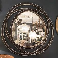 bold design ideas large round wall mirrors extra decorative decorating with mirror rustic
