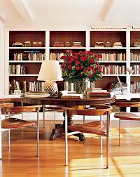 Double Duty Furniture A Look At 30 Dining Rooms In Vogue Vogue