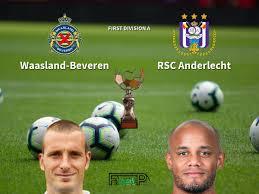 Waasland-Beveren vs RSC Anderlecht Live Stream, Odds, H2H, Tip - 19/09/2020
