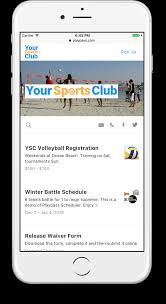 Free Sports Website Builder For Leagues Clubs