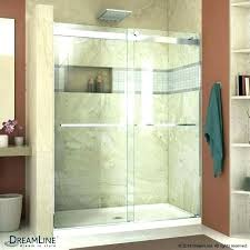 bronze shower doors sliding door oil rubbed tub and brushed bathtub custom show