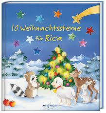 10 Weihnachtssterne Für Rica Buch Bei Weltbildde Bestellen