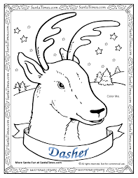 Small Picture Dasher the Reindeer