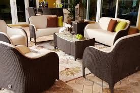 Luxor Outdoor Living Room Set Traditional Patio Miami by