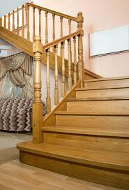 wooden railing designs for stairs. Brilliant Designs Oak Wood Stairway Inside Wooden Railing Designs For Stairs