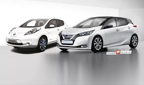 2018 nissan leaf price.  nissan nissan leaf 2017 vs 2018 my rendering by automoto on nissan leaf price