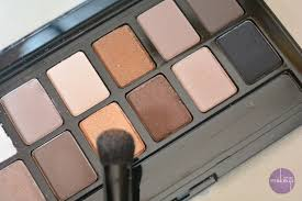 maybelline new york the s eyeshadow palette review swatches and in india