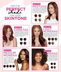 Neutral Hair Color Chart Hair Colors Best Color For Cool Skin Tones Tone Chart
