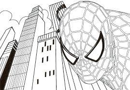 spiderman coloring s exploring a superhero coloring s