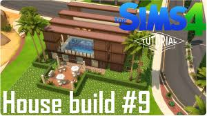 Small Picture The Sims 4 Luxury House TUTORIALHD EP9 YouTube