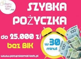 SZYBKA POŻYCZKA z mini ratką do 25.000 zł *NA DOWÓD bez zabezpieczeń ...