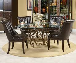 peaceably round room table and new style round inch round glass table homes design inspiration in