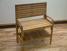 folding chairs for the shower. teak shower bench | folding corner chairs for the