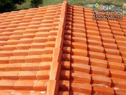 07terracotta red roof tiles glazed clay roofing tiles