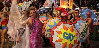 Gay mardi gras 2016 sydney