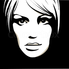 Vector Black Woman At Getdrawingscom Free For Personal Use Vector