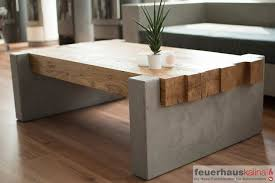 concrete coffee table diy