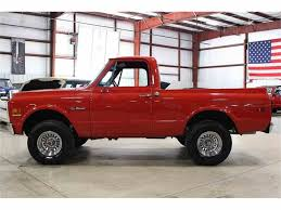 Blazer 97 chevy blazer for sale : Blazer » 1969 Chevy Blazer For Sale - Old Chevy Photos Collection ...