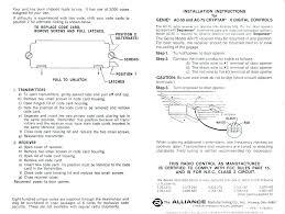 sears garage door opener manual nowedomy co sears craftsman 139
