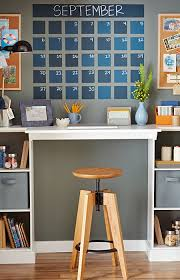 Closet Desk--Lowe's Creative Ideas