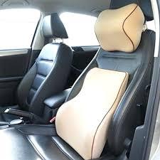 memory foam seat covers car auto seat cover memory foam lumbar cushion neck pillow premium set memory foam seat covers
