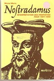 「1555, first edition of Les Prophéties de M. Michel Nostradamus」の画像検索結果