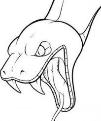 snake head drawings in pencil.  Drawings How To Draw A Snake Head Heads Step By Step Drawing Guide  Darkonator On Head Drawings In Pencil A
