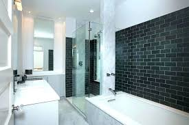 shower mosaic tiles dc metro solid surface with glass bathroom contemporary and marble tile floor mos