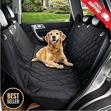 pet car cover luxury pet car van back rear bench seat cover waterproof hammock for cat pet car cover pet dog seat