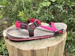 Xero Shoes Z Trail Sandal Review Relentless Forward